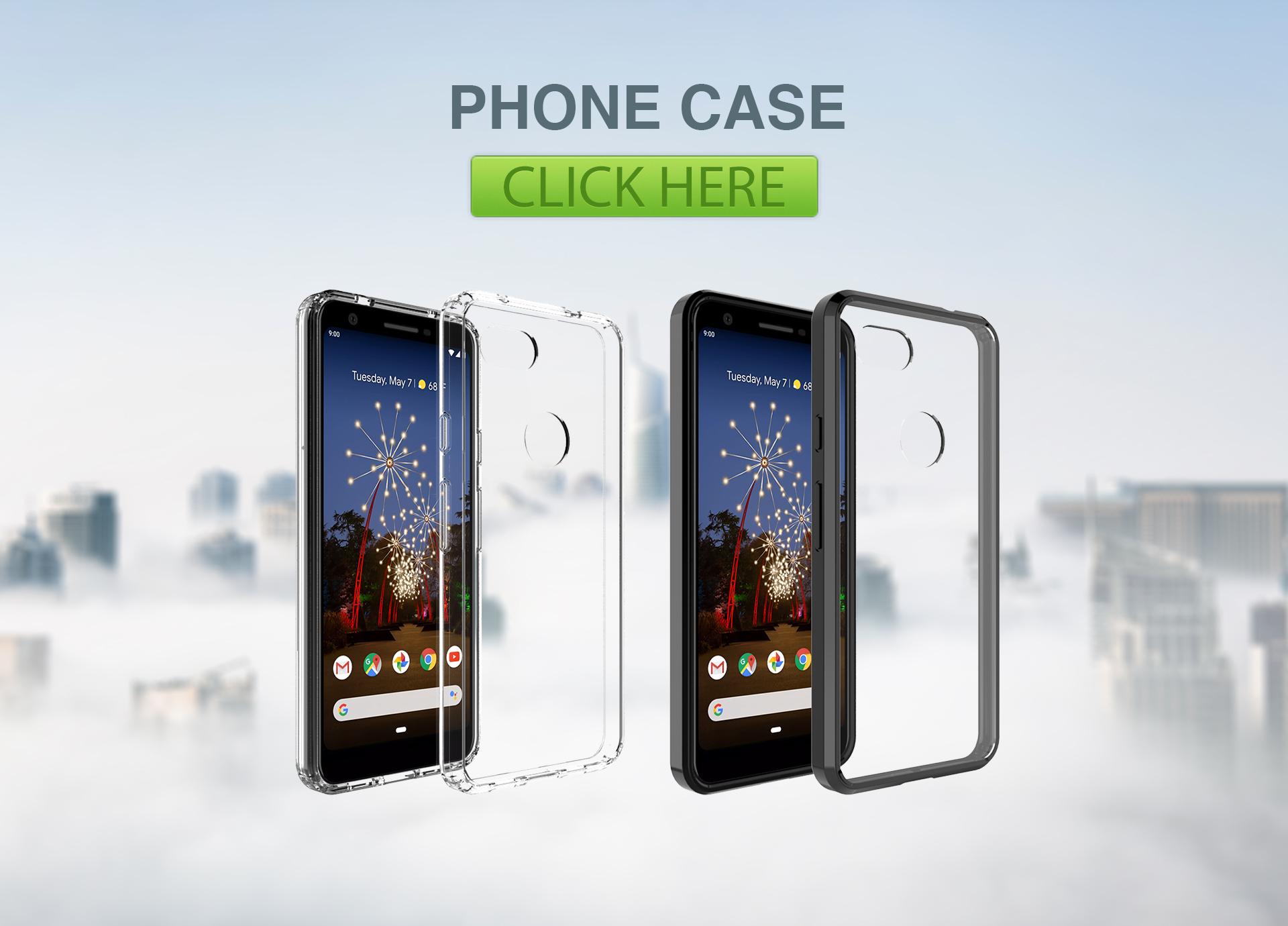MP新账号宣传Pixel 3a亚克力